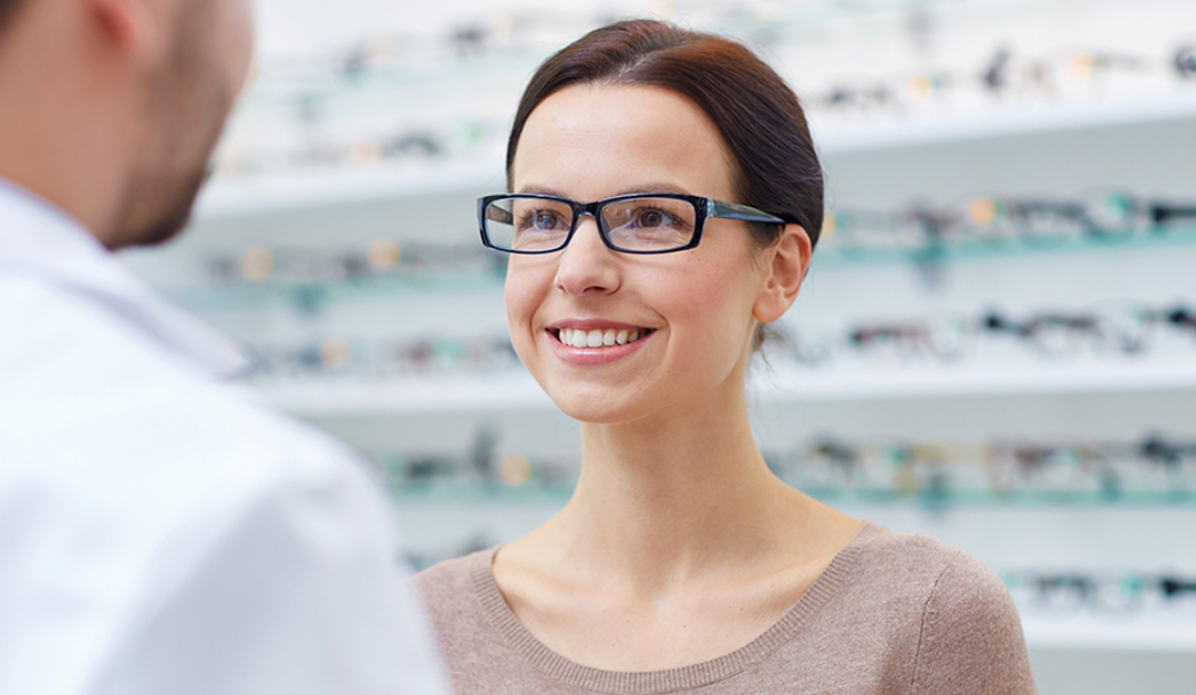 Managed Vision Care Benefits and Patient Dialogue