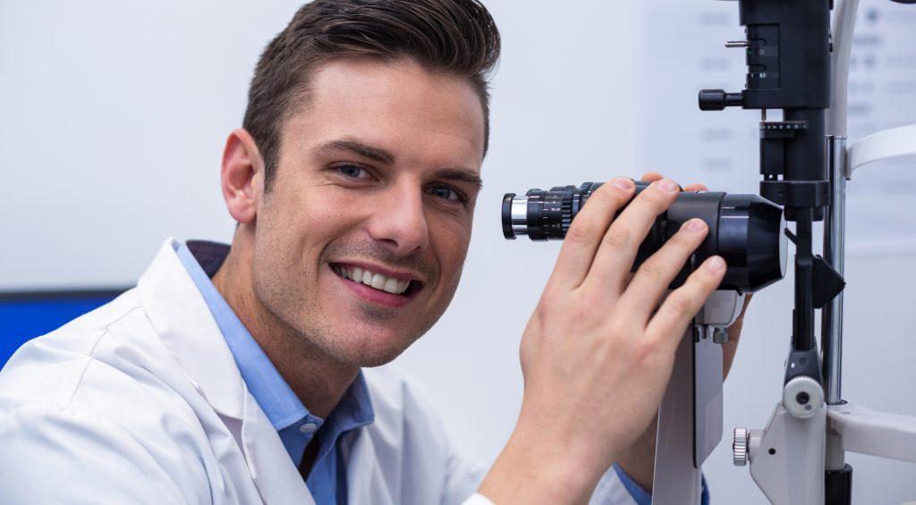 Optometrists have KPIs too