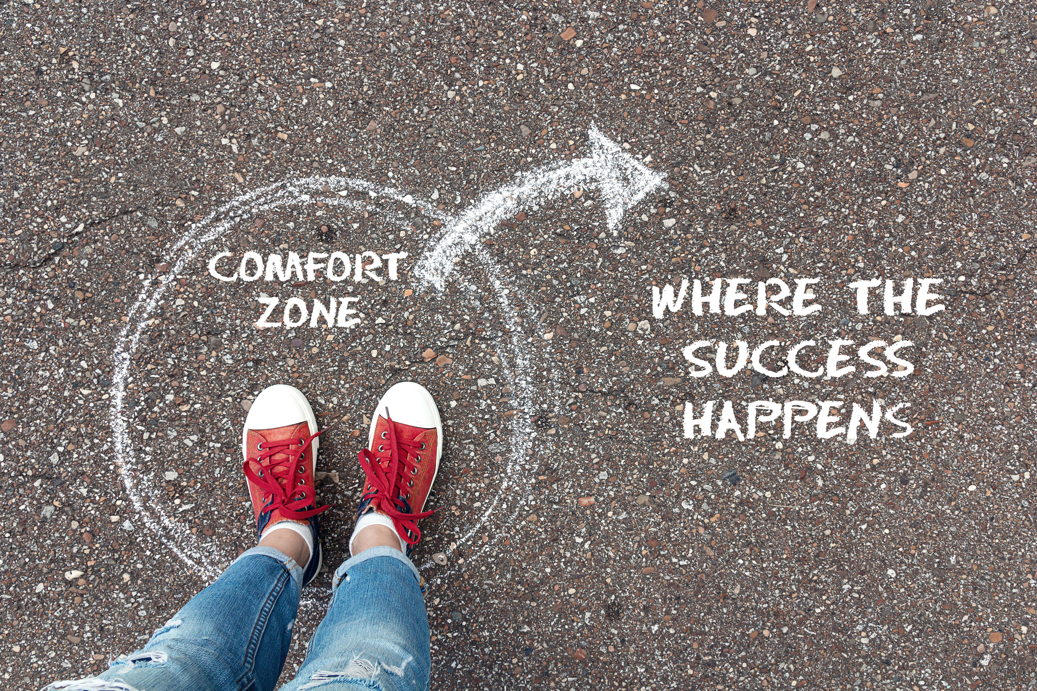 Getting Out of the Comfort Zone and into the Growth Zone - EDGEPro